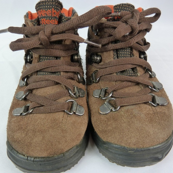 WEEBOK BY REEBOK TODDLER BOYS BROWN Hiking boots a2d6216e3